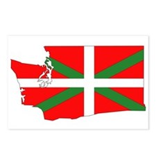 Basque States Postcards (Package of 8)
