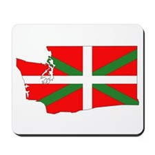 Basque States Mousepad