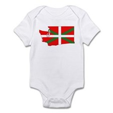 Basque States Infant Bodysuit