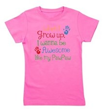 Cute Grow up Girl's Tee