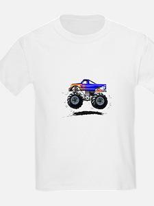 Kids monster truck T-Shirt