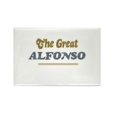 Alfonso Rectangle Magnet