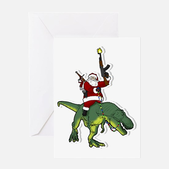 Funny Dinosaur humor Greeting Card