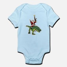 Santa's Coming to Town Body Suit