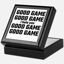 Good Game, Good Game, I Hate You, Goo Keepsake Box