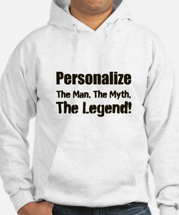 Personalize Legend Hoodie