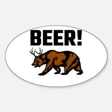 Beer! Decal