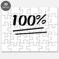 100 Percent Puzzle