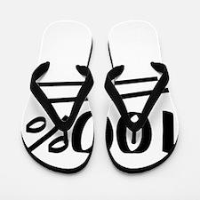 100 Percent Flip Flops