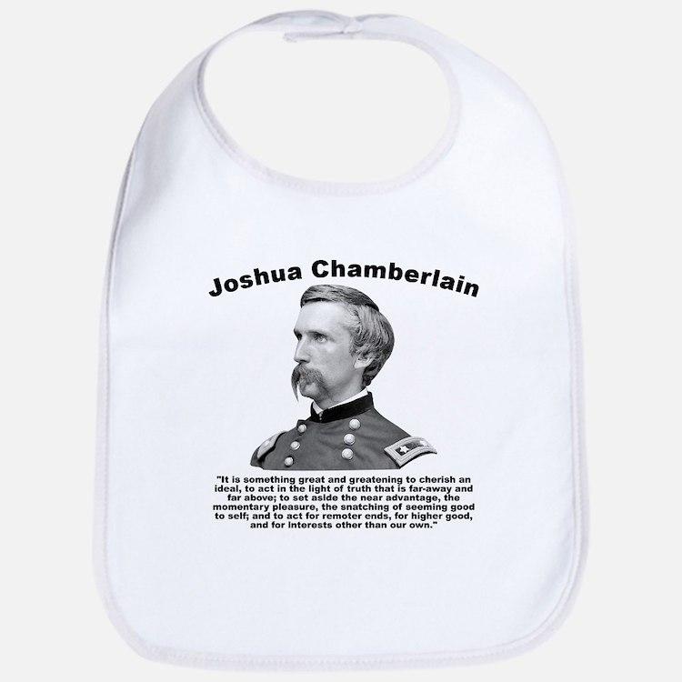 Chamberlain: Greatness Bib