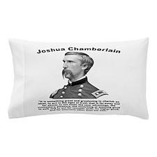 Chamberlain: Greatness Pillow Case