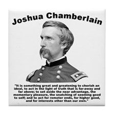 Chamberlain: Greatness Tile Coaster