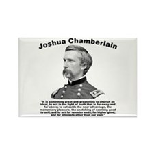 Chamberlain: Greatness Rectangle Magnet