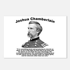 Chamberlain: Greatness Postcards (Package of 8)