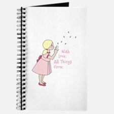 All Thing Grow Journal