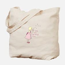 All Thing Grow Tote Bag