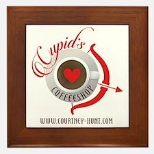 Cool Cupid Framed Tile