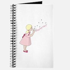 Summer Dandelion Journal
