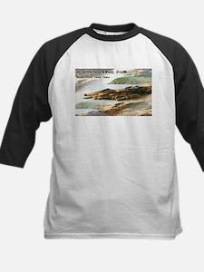Acadia National Park Coastline Baseball Jersey