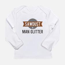 Unique Mens Long Sleeve Infant T-Shirt