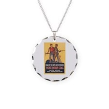 Fuel Administration WWI Coal Necklace