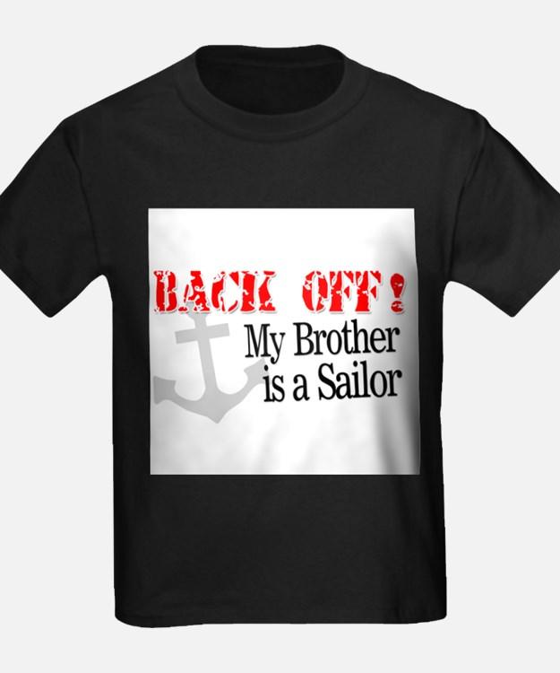 Cute Navy brother T