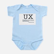 Funny Vinci Infant Bodysuit