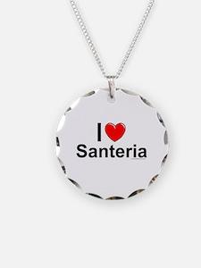 Santeria Necklace