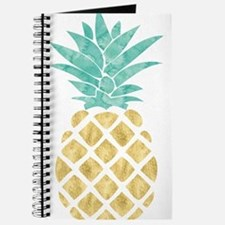 Golden Pineapple Journal