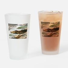 Acadia National Park Coastline Drinking Glass