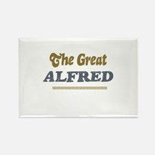 Alfred Rectangle Magnet (10 pack)