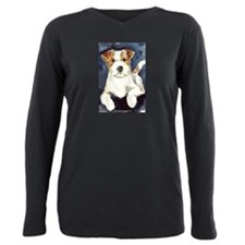 Cool Dog breeds jack russell terriers Plus Size Long Sleeve Tee