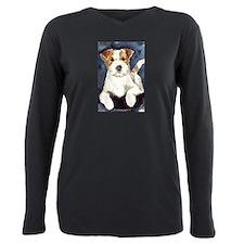 Unique Parson russell terrier Plus Size Long Sleeve Tee