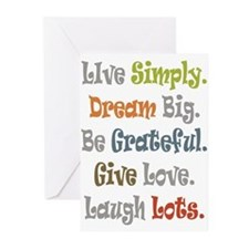 Cute Lots of laughs Greeting Cards (Pk of 20)