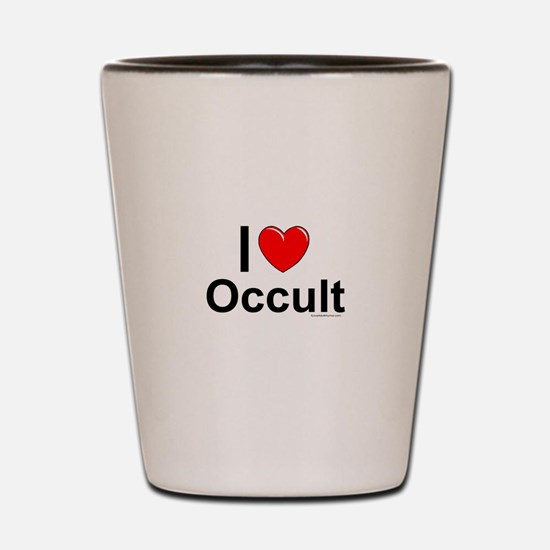 Occult Shot Glass