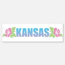 Kansas Bumper Bumper Bumper Sticker