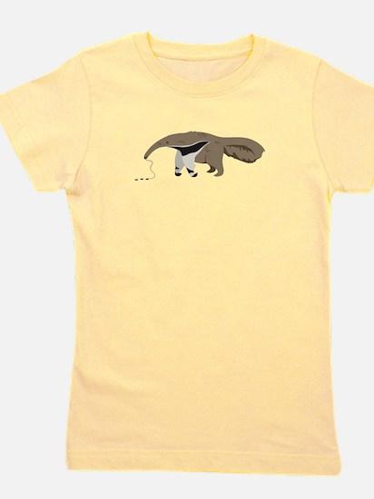 Anteater Ants Girl's Tee