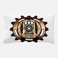Stock Pen Station (icon) Pillow Case