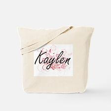 Cute Kaylen Tote Bag