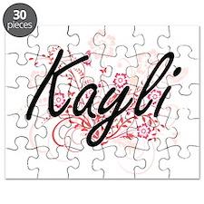 Cute Kayli Puzzle