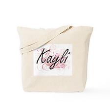 Funny Kayli Tote Bag