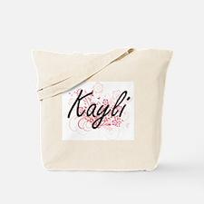 Cute Kayli Tote Bag