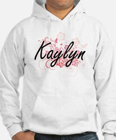 Kaylyn Artistic Name Design with Hoodie
