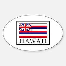 Hawaii Decal
