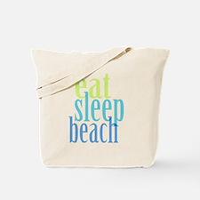 Cute Beach baby Tote Bag
