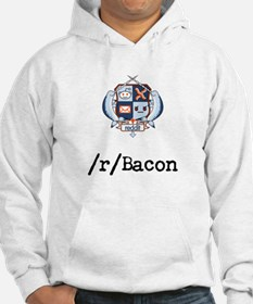 The Narwhal Bacon Crest Hoodie