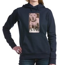 Pitt bull Women's Hooded Sweatshirt