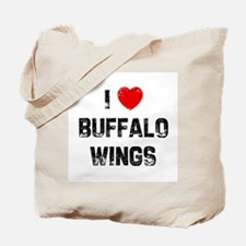 I * Buffalo Wings Tote Bag