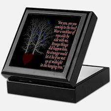 Hunger Games Hanging Tree Keepsake Box