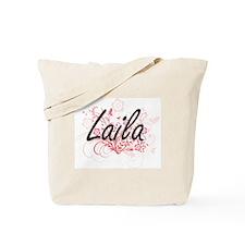 Funny Laila Tote Bag
